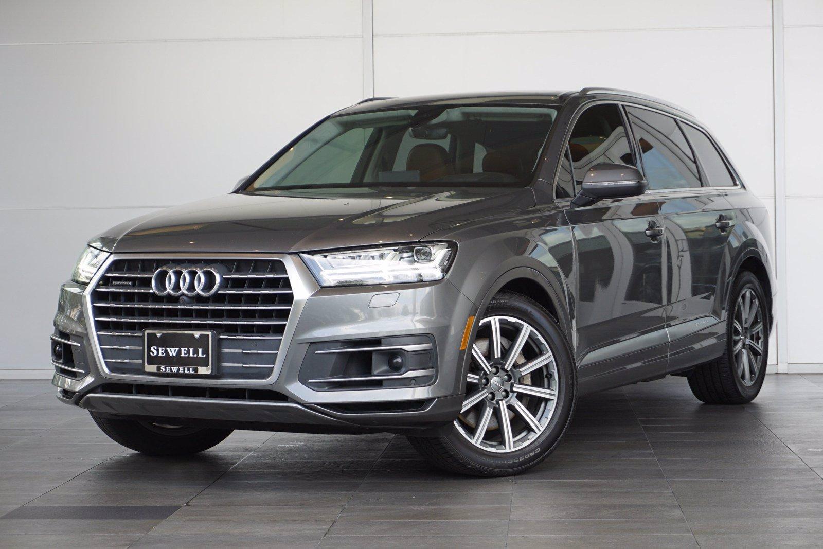2018 Audi Q7 Vehicle Photo in Houston, TX 77079