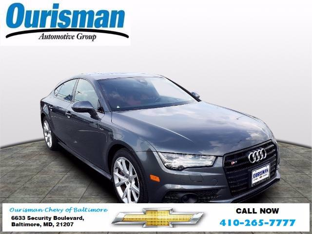 2016 Audi S7 Vehicle Photo in Baltimore, MD 21207