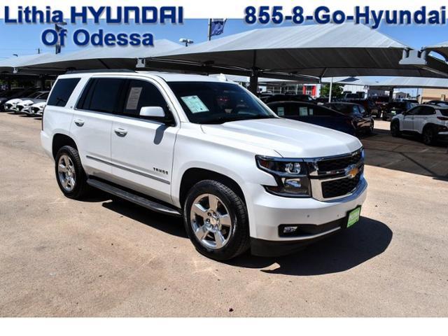 2018 Chevrolet Tahoe Vehicle Photo in Odessa, TX 79762