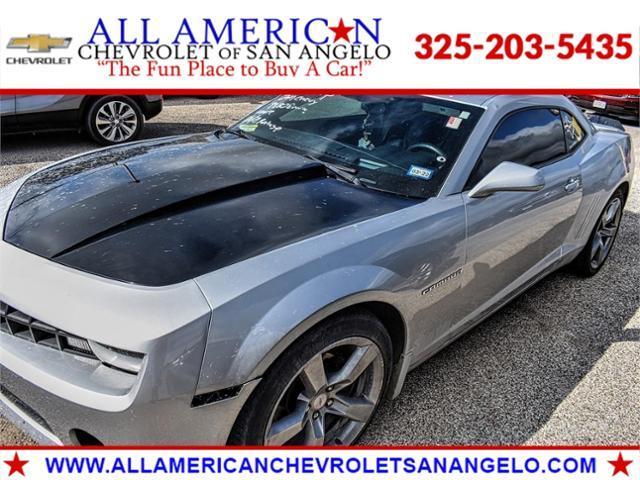 2011 Chevrolet Camaro Vehicle Photo in SAN ANGELO, TX 76903-5798