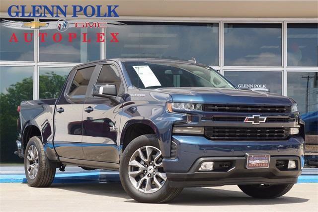 2020 Chevrolet Silverado 1500 Vehicle Photo in Gainesville, TX 76240