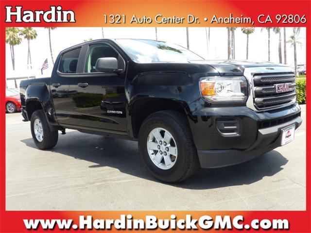2018 GMC Canyon Vehicle Photo in Anaheim, CA 92806