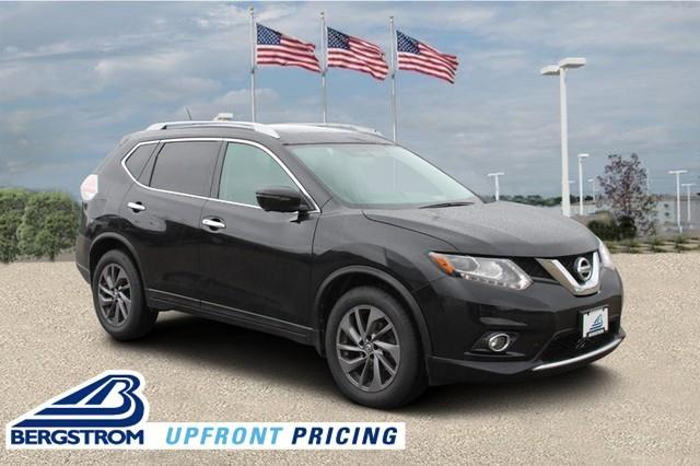 2016 Nissan Rogue Vehicle Photo in MADISON, WI 53713-3220