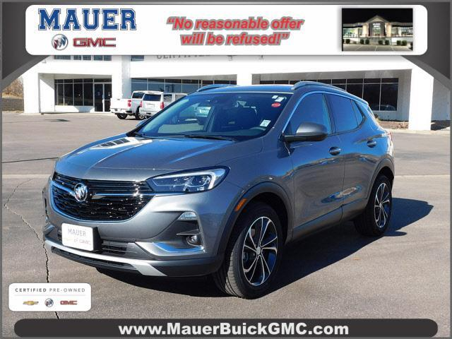 2020 Buick Encore GX Vehicle Photo in Inver Grove Heights, MN 55077