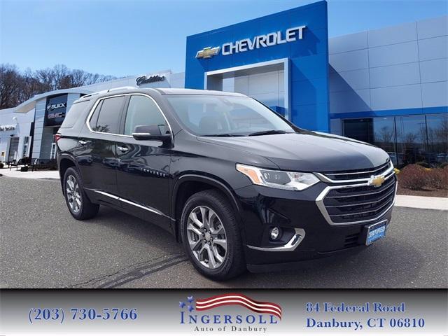 2019 Chevrolet Traverse Vehicle Photo in Danbury, CT 06810