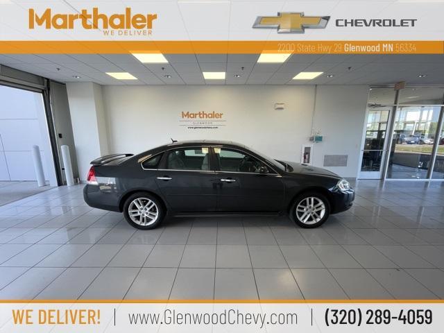 2015 Chevrolet Impala Limited Vehicle Photo in Glenwood, MN 56334