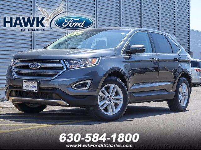 2017 Ford Edge Vehicle Photo in Plainfield, IL 60586