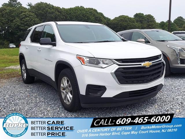 2018 Chevrolet Traverse Vehicle Photo in CAPE MAY COURT HOUSE, NJ 08210-2432