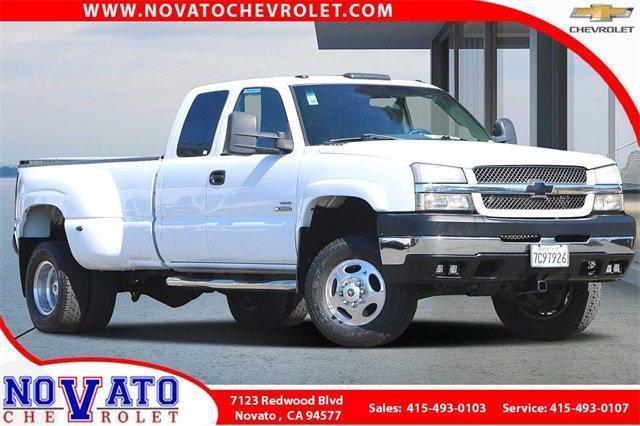 2003 Chevrolet Silverado 3500 Vehicle Photo in NOVATO, CA 94945-4102