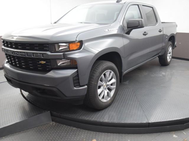 2021 Chevrolet Silverado 1500 Vehicle Photo in TULSA, OK 74133-4337
