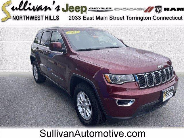 2020 Jeep Grand Cherokee Vehicle Photo in TORRINGTON, CT 06790-3111