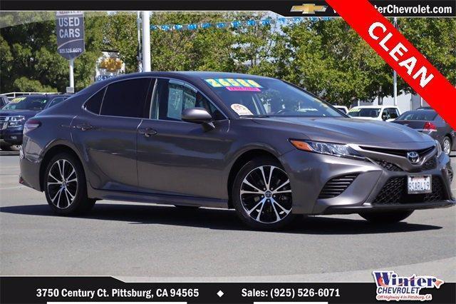 2019 Toyota Camry Vehicle Photo in PITTSBURG, CA 94565-7121