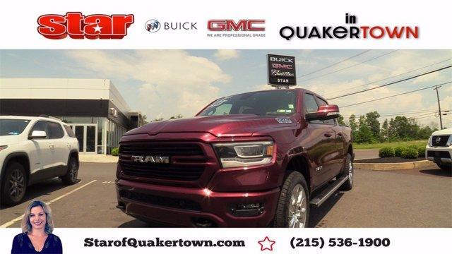 2019 Ram 1500 Vehicle Photo in QUAKERTOWN, PA 18951-2312