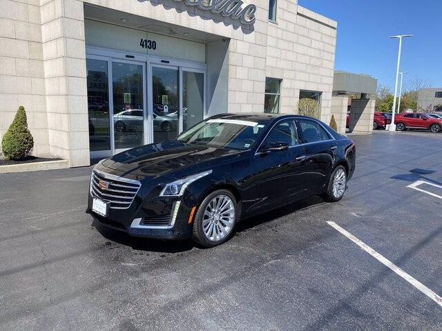 2018 Cadillac CTS Sedan Vehicle Photo in Williamsville, NY 14221