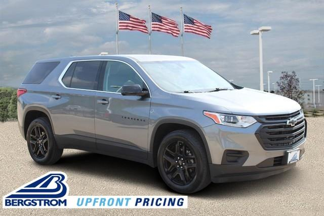 2019 Chevrolet Traverse Vehicle Photo in MADISON, WI 53713-3220