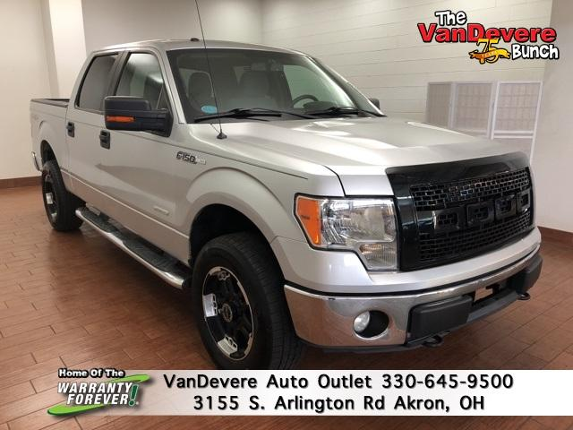 2011 Ford F-150 Vehicle Photo in Akron, OH 44312