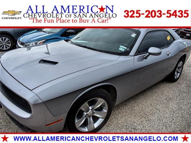 2016 Dodge Challenger Vehicle Photo in SAN ANGELO, TX 76903-5798