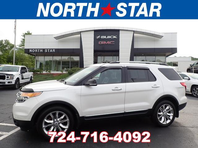 2012 Ford Explorer Vehicle Photo in Zelienople, PA 16063