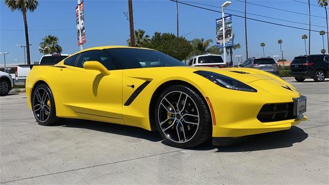 2016 Chevrolet Corvette Vehicle Photo in Riverside, CA 92504