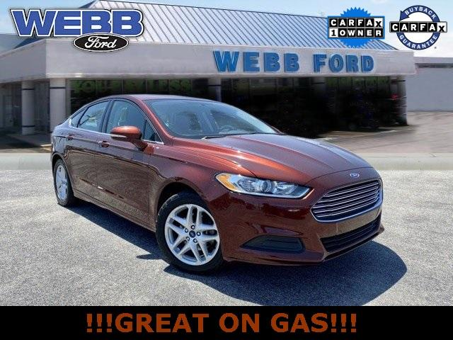 2016 Ford Fusion Vehicle Photo in Highland, IN 46322