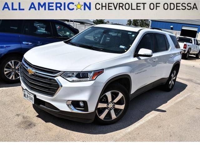 2018 Chevrolet Traverse Vehicle Photo in Odessa, TX 79762
