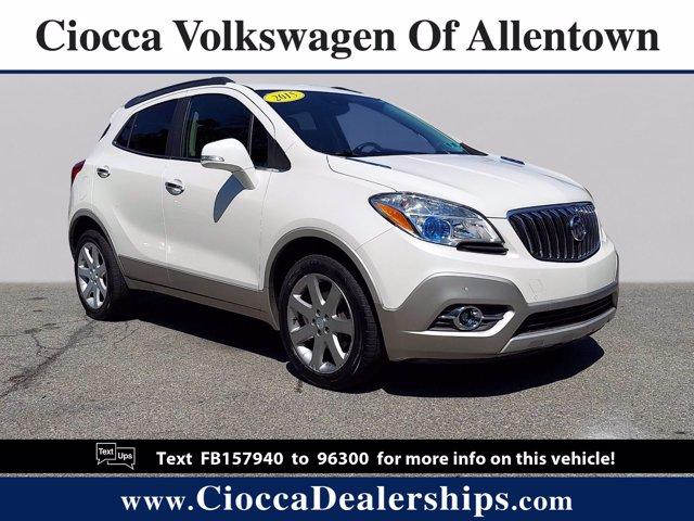 2015 Buick Encore Vehicle Photo in Allentown, PA 18103