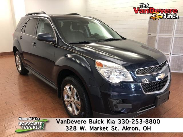 2015 Chevrolet Equinox Vehicle Photo in AKRON, OH 44303-2185