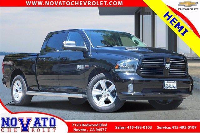 2015 Ram 1500 Vehicle Photo in NOVATO, CA 94945-4102