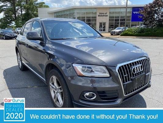 2014 Audi Q5 Vehicle Photo in Midlothian, VA 23112