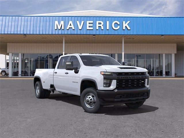 2021 Chevrolet Silverado 3500HD Work Truck Crew Cab RWD