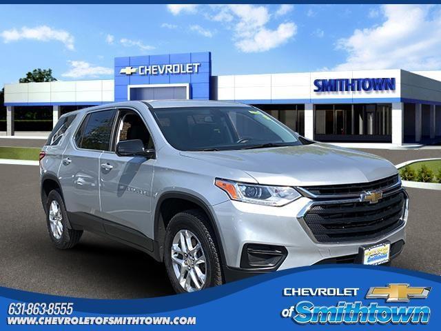 2019 Chevrolet Traverse Vehicle Photo in Saint James, NY 11780