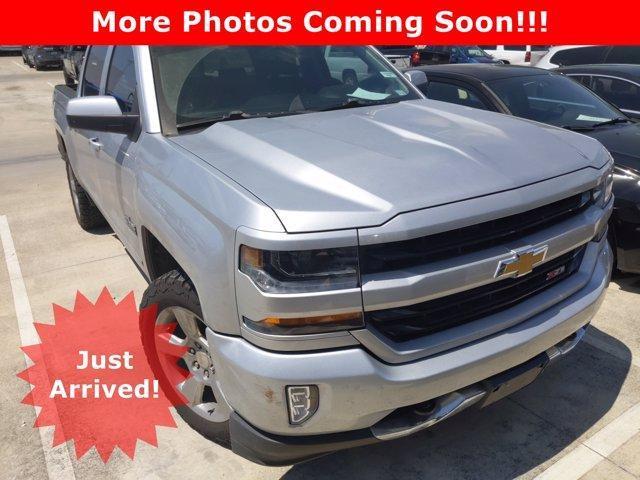 2018 Chevrolet Silverado 1500 Vehicle Photo in Selma, TX 78154