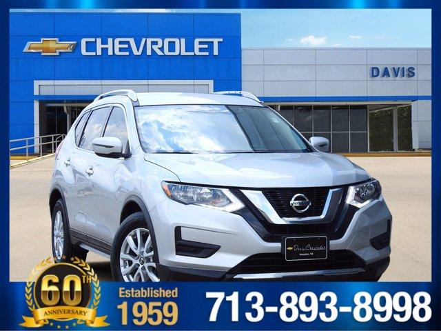 2017 Nissan Rogue Vehicle Photo in Houston, TX 77054