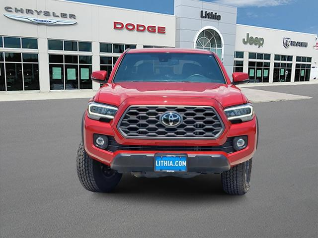 2020 Toyota Tacoma 4WD Vehicle Photo in Corpus Christi, TX 78411