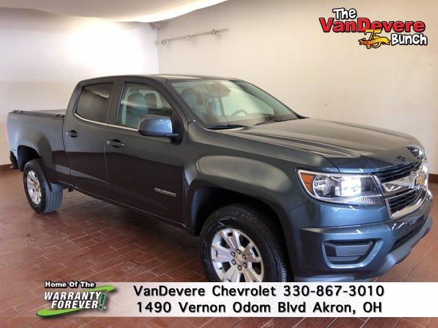 2019 Chevrolet Colorado Vehicle Photo in AKRON, OH 44320-4088