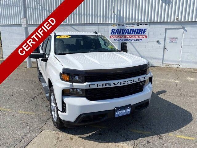 2019 Chevrolet Silverado 1500 Vehicle Photo in Gardner, MA 01440