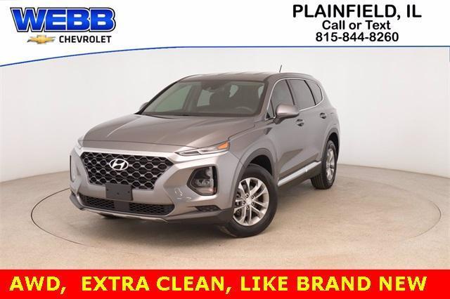 2020 Hyundai Santa Fe Vehicle Photo in Plainfield, IL 60586-5132