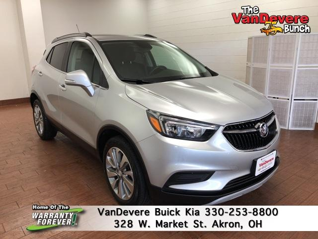 2017 Buick Encore Vehicle Photo in AKRON, OH 44303-2185