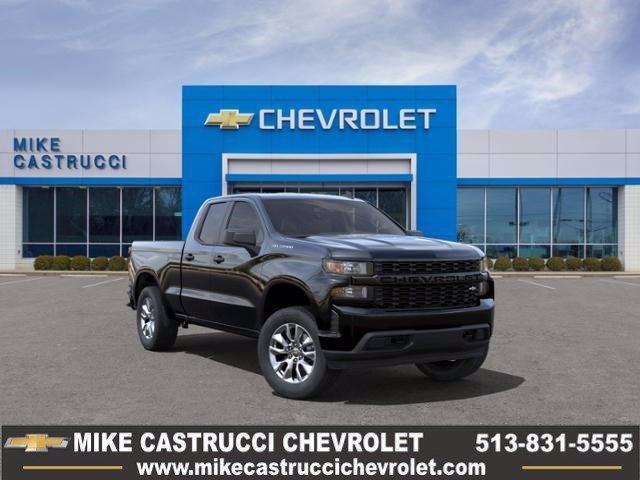 2021 Chevrolet Silverado 1500 Vehicle Photo in Milford, OH 45150