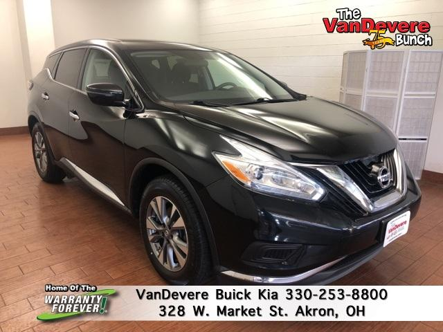 2016 Nissan Murano Vehicle Photo in AKRON, OH 44303-2185