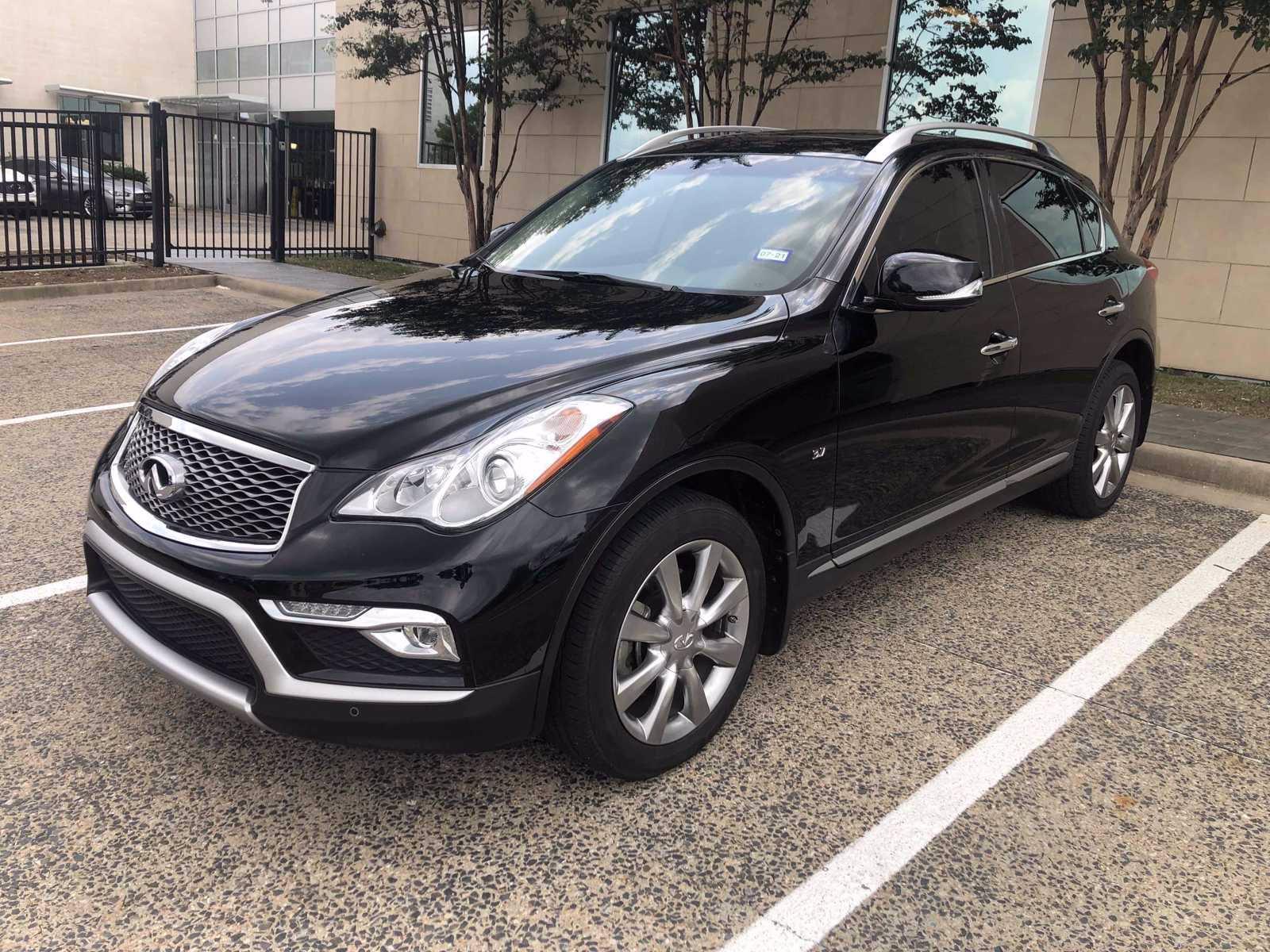 2017 INFINITI QX50 Vehicle Photo in Fort Worth, TX 76132