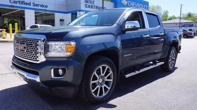 2019 GMC Canyon Vehicle Photo in MILFORD, OH 45150-1684