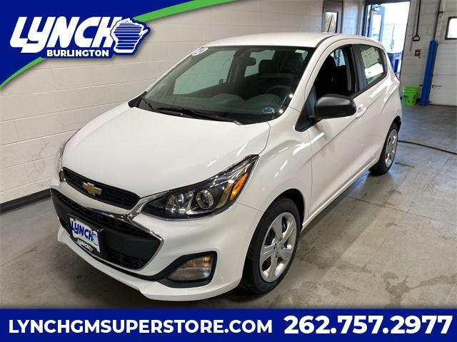2021 Chevrolet Spark Vehicle Photo in Burlington, WI 53105