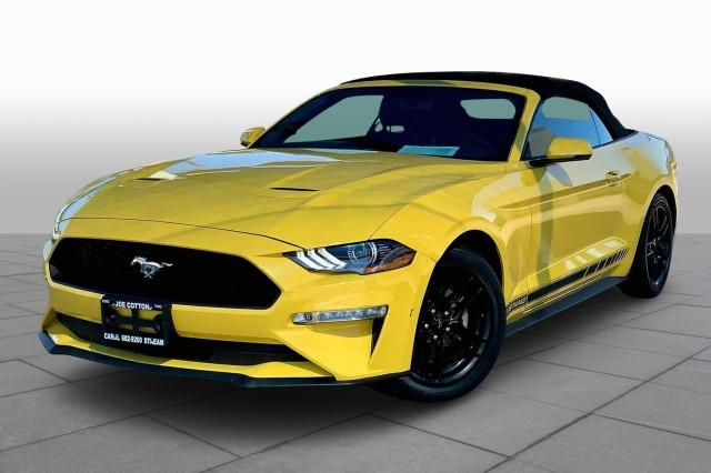 2018 Ford Mustang Vehicle Photo in Tulsa, OK 74133