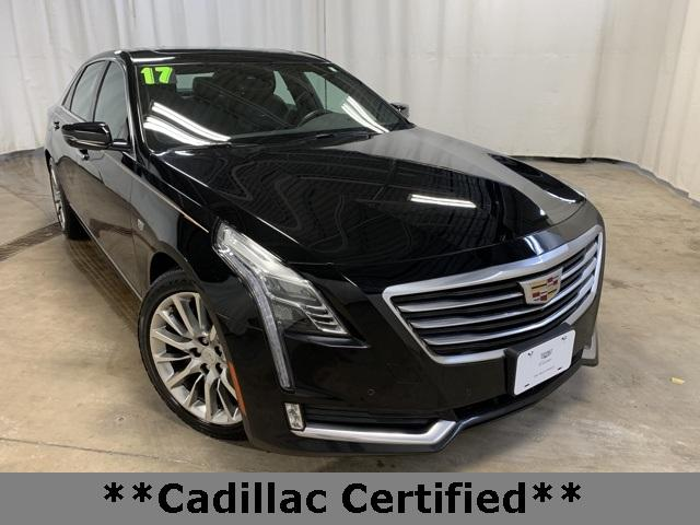 2017 Cadillac CT6 Vehicle Photo in Warren, OH 44483