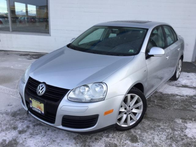 2010 Volkswagen Jetta Sedan Vehicle Photo in Wasilla, AK 99654