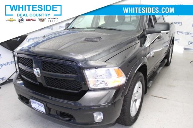 2015 Ram 1500 Vehicle Photo in St. Clairsville, OH 43950
