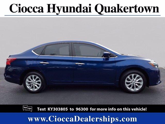2019 Nissan Sentra Vehicle Photo in Quakertown, PA 18951