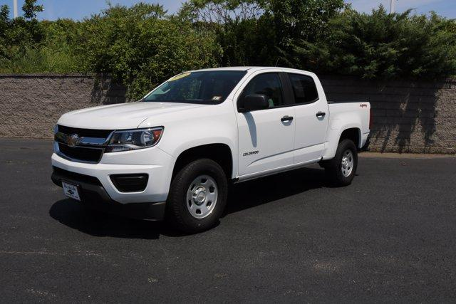 2019 Chevrolet Colorado Vehicle Photo in Nashua, NH 03060