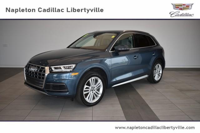 2018 Audi Q5 Vehicle Photo in Libertyville, IL 60048
